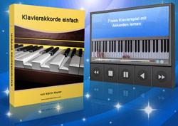 Archiv Online-Klavierkurs mit PDF-Reports, Videos und Audios